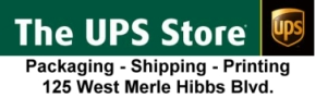 UPS Store Logo w_address2