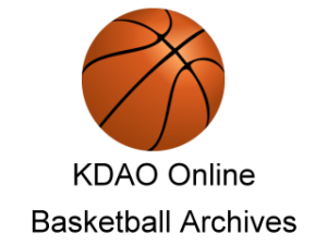 KDAO Online Basketball Archives