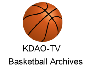 KDAO-TV Basketball Archives