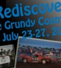 Grundy County Fair Banner 2014